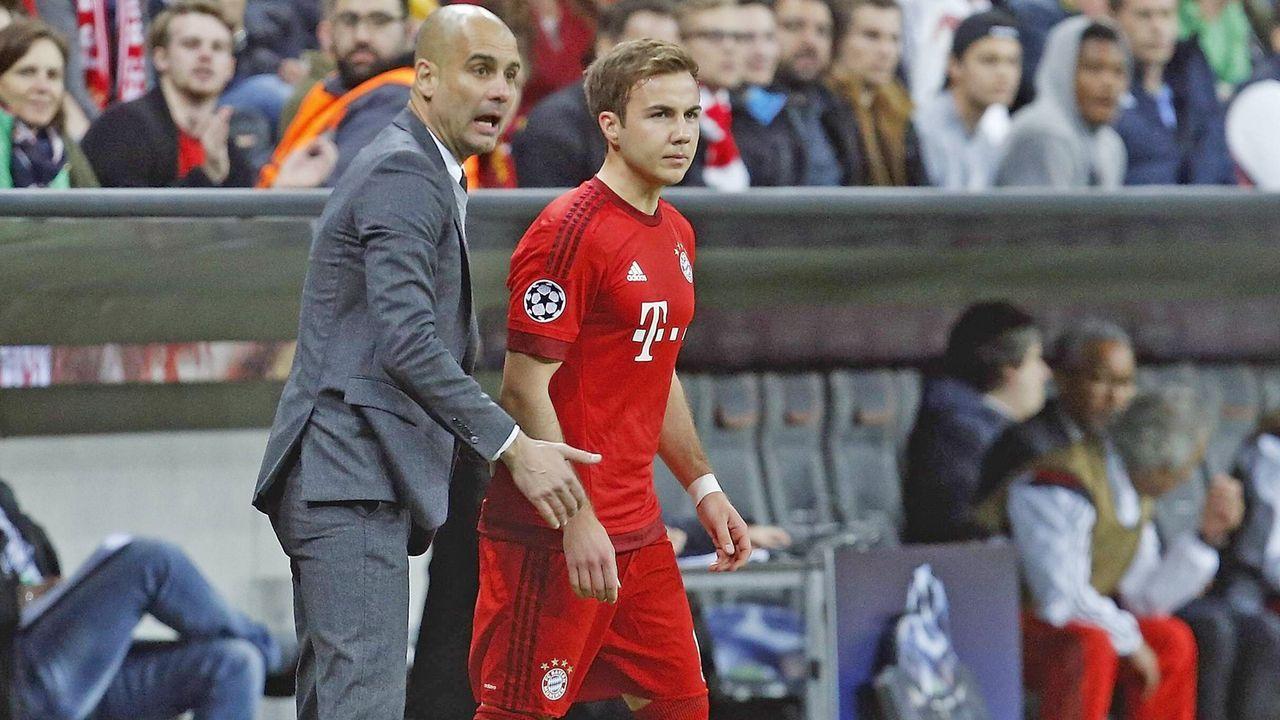 CONTRA: Götze und der FC Bayern - ein Missverständnis - Bildquelle: imago