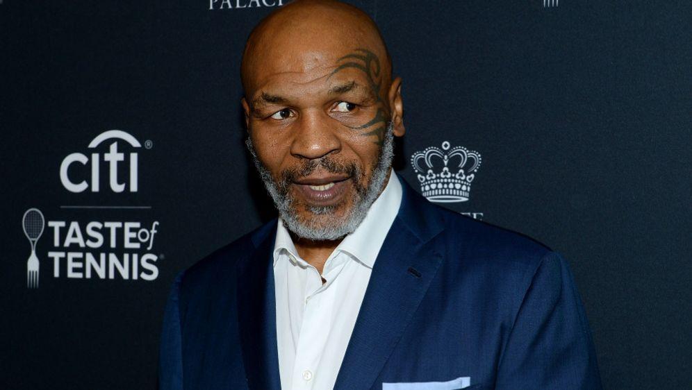 Tyson wird gegen Roy Jones jr. antreten - Bildquelle: GETTY IMAGES NORTH AMERICAAFPSIDNoam Galai