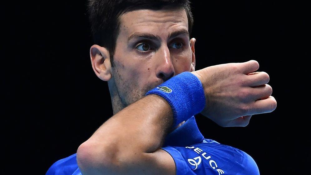 Novak Djokovic gehört nicht mehr zum Spielerrat der ATP - Bildquelle: AFPSIDGLYN KIRK