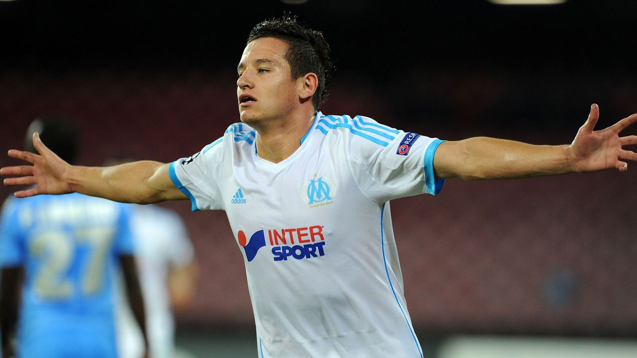Florian Thauvin (27) - Bildquelle: 2013 Getty Images