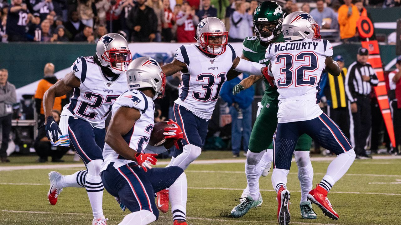 Defense: New England Patriots - Bildquelle: imago