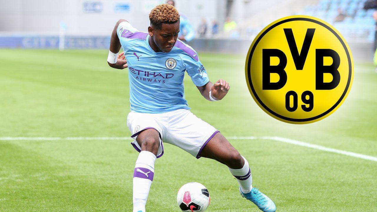 Jayden Braaf (Manchester City) - Bildquelle: Getty Images