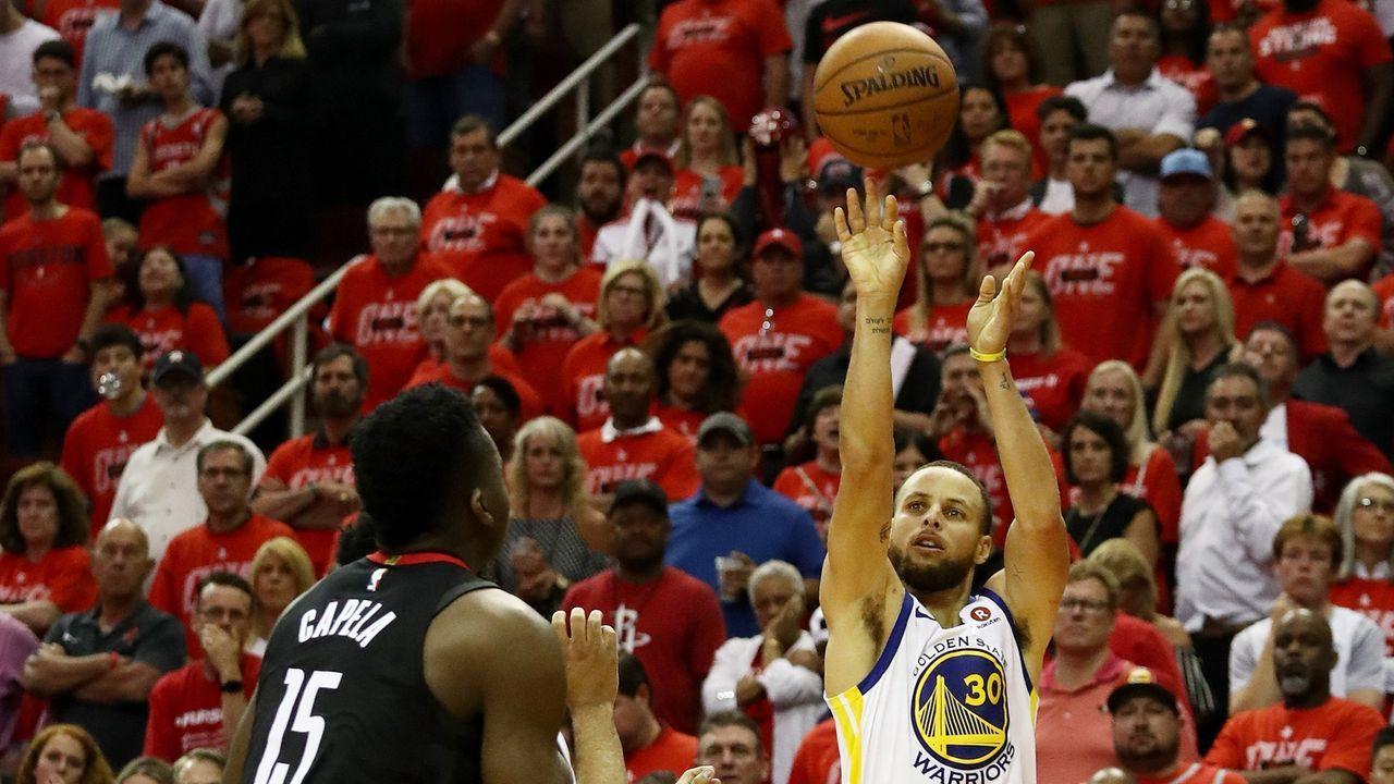 Steph Curry: Der Scharfschütze  - Bildquelle: 2018 Getty Images