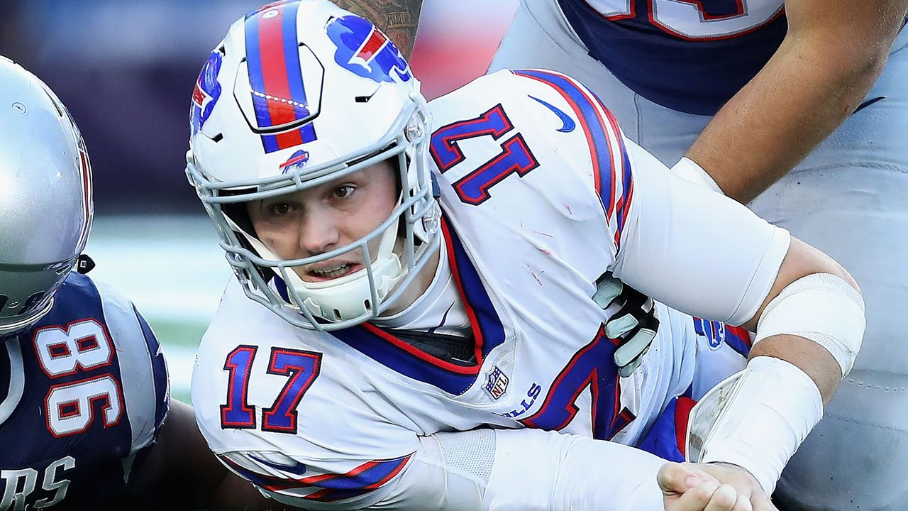 Platz 30: Buffalo Bills - Bildquelle: 2018 Getty Images