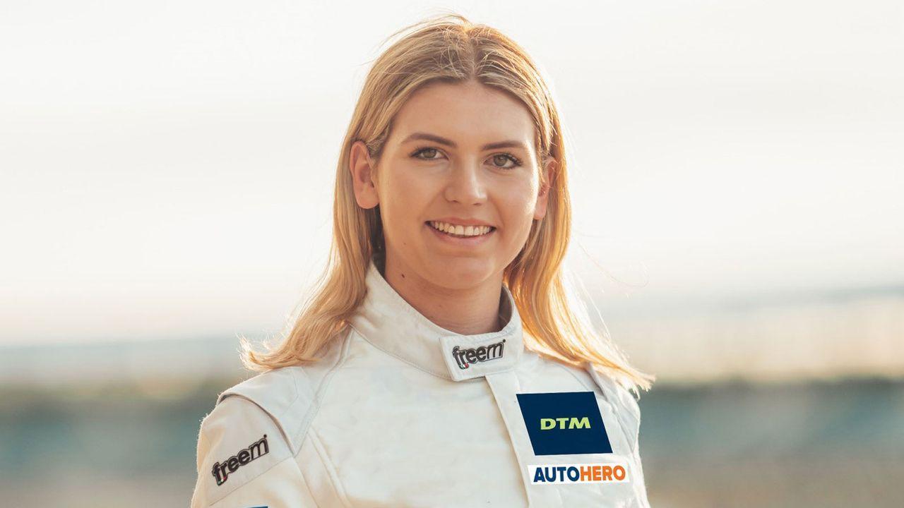 Esmee Hawkey  - Bildquelle: T3 Motorsport