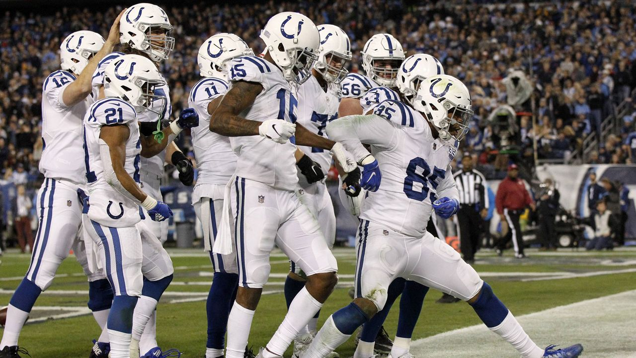 Indianapolis Colts - Bildquelle: imago/Icon SMI