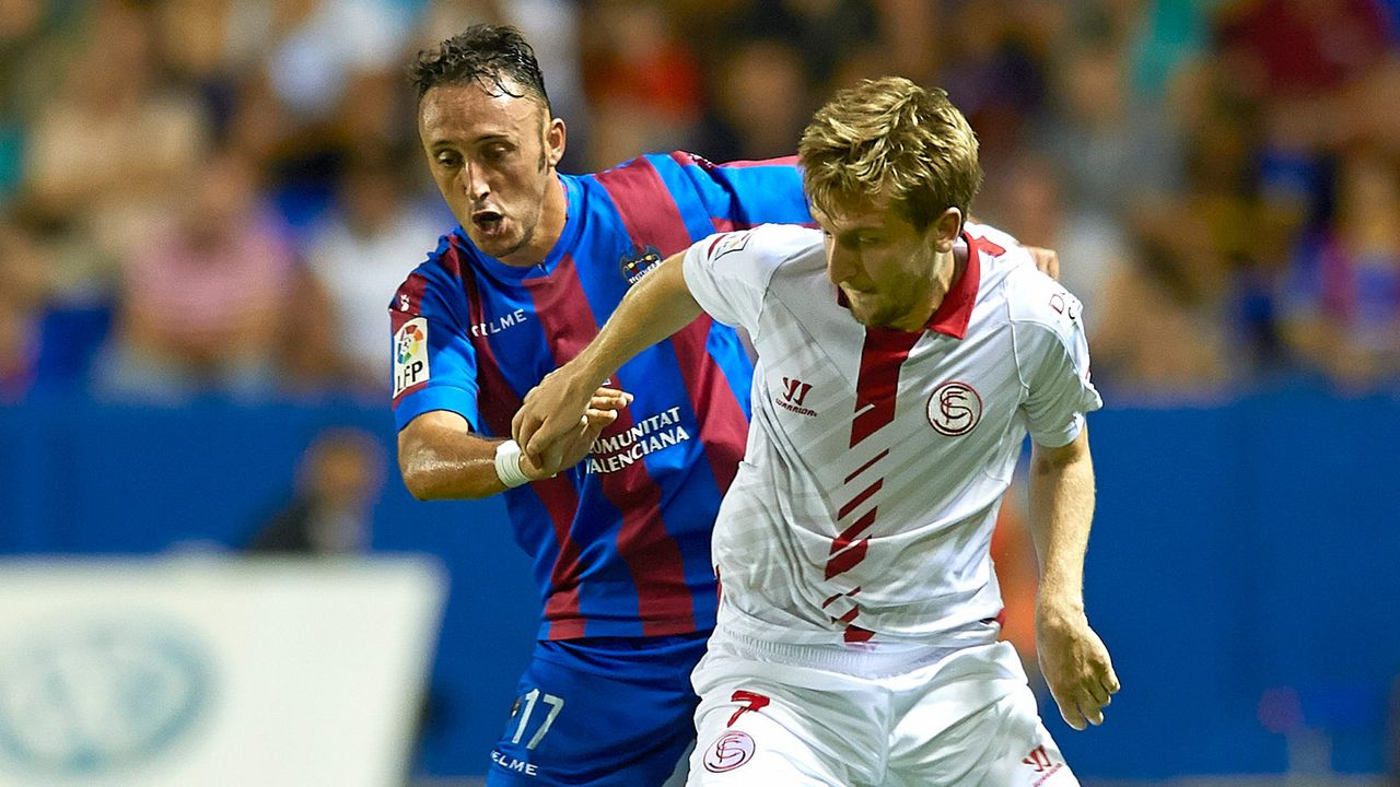 Marko Marin (FC Sevilla) - Bildquelle: imago/Marca