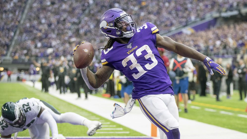 Schwer zu stoppen: Dalvin Cook von den Minnesota Vikings - Bildquelle: imago images/ZUMA Press