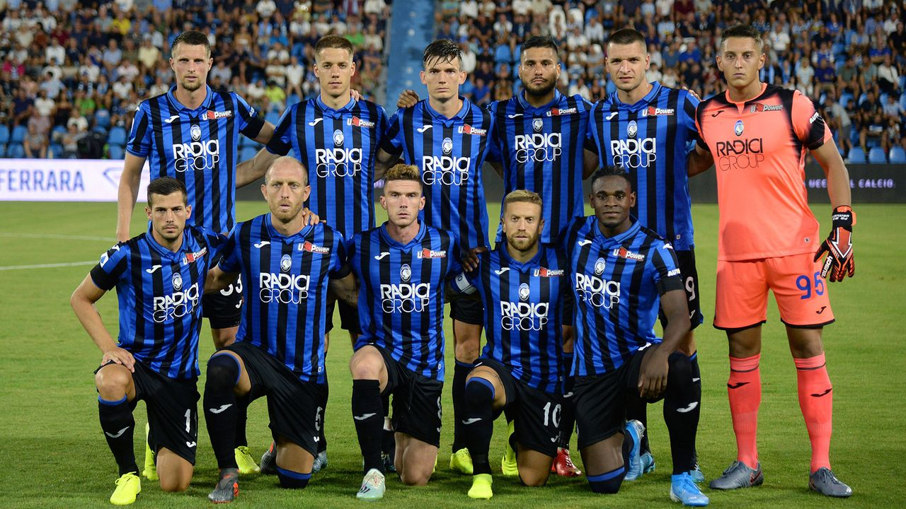 Bergamo Atalanta