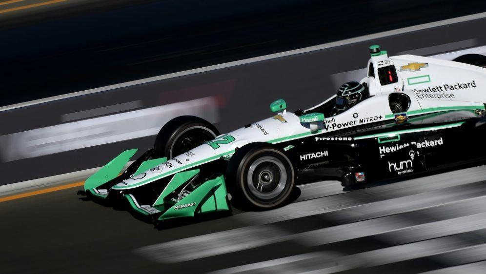 Simon Pagenaud gewinnt zum ersten Mal die Indy 500 - Bildquelle: AFPSIDMARK RALSTON