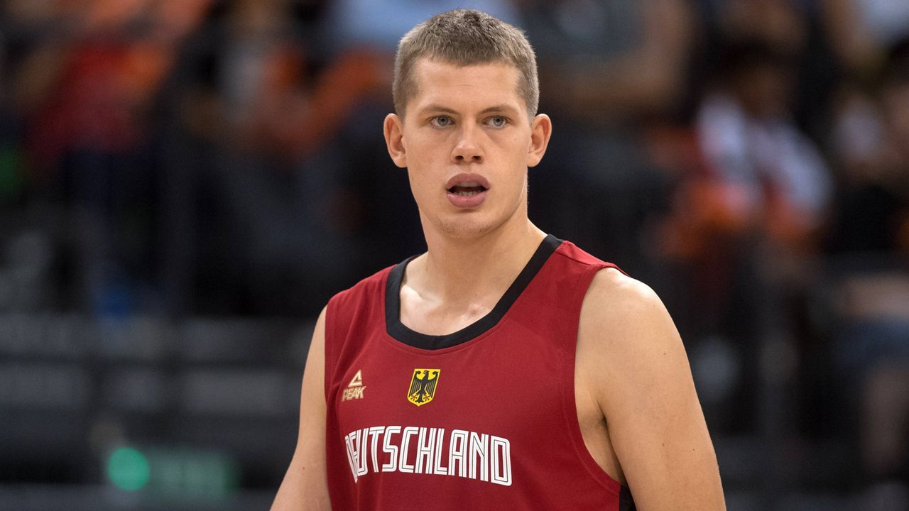 Moritz Wagner (Washington Wizards) - Bildquelle: imago images / Camera 4