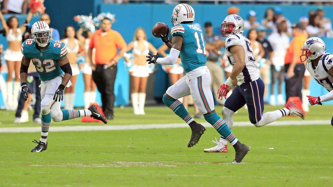 DeVante Parker (Miami Dolphins) - Bildquelle: imago