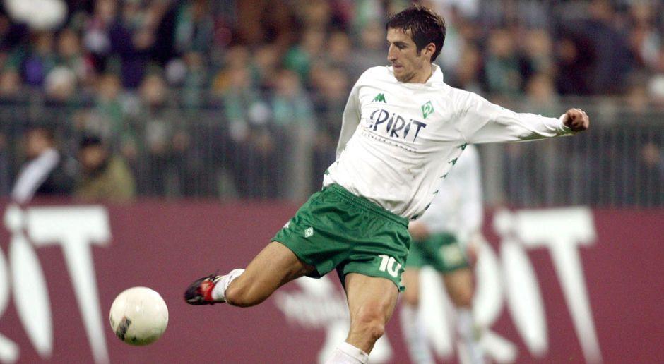 2002 - Johan Micoud zu Werder Bremen (ablösefrei) - Bildquelle: Bongarts