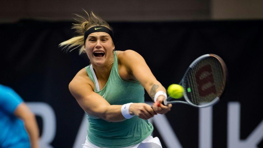 Sabalenka holt den siebten Turniersieg ihrer Karriere - Bildquelle: FIROFIROSID