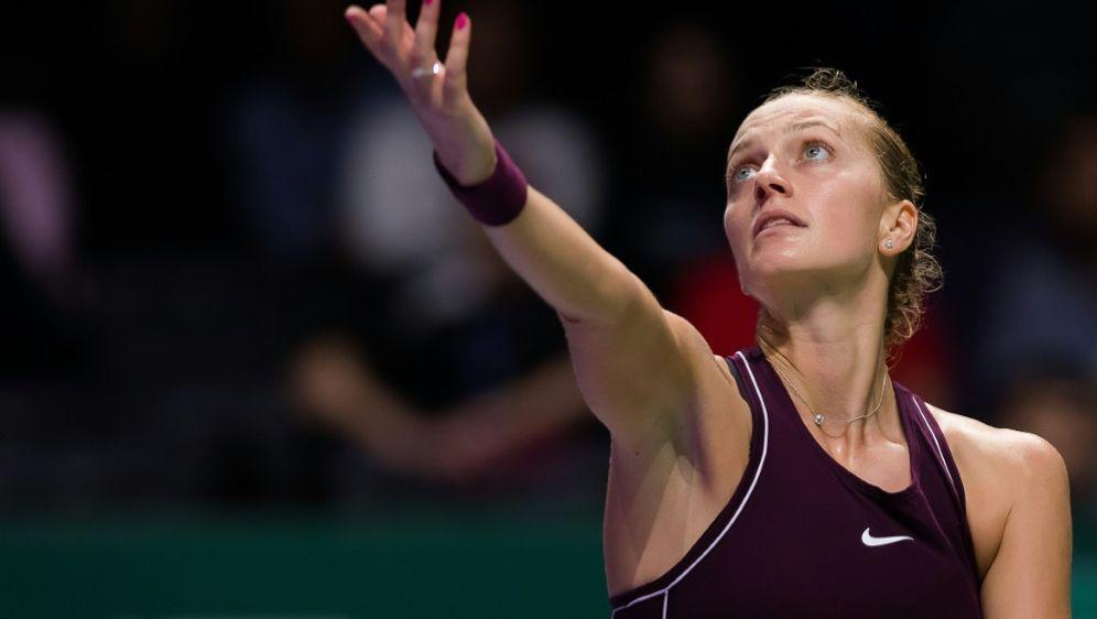 Fed-Cup-Finale: Petra Kvitova fehlt beim Auftakt - Bildquelle: PIXATHLONPIXATHLONSID