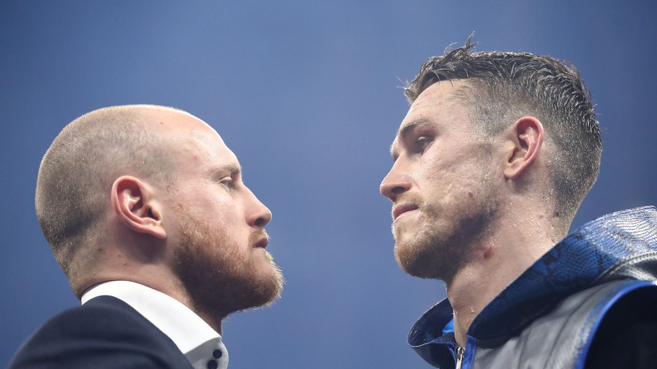 George Groves vs. Callum Smith - Bildquelle: 2018 Getty Images
