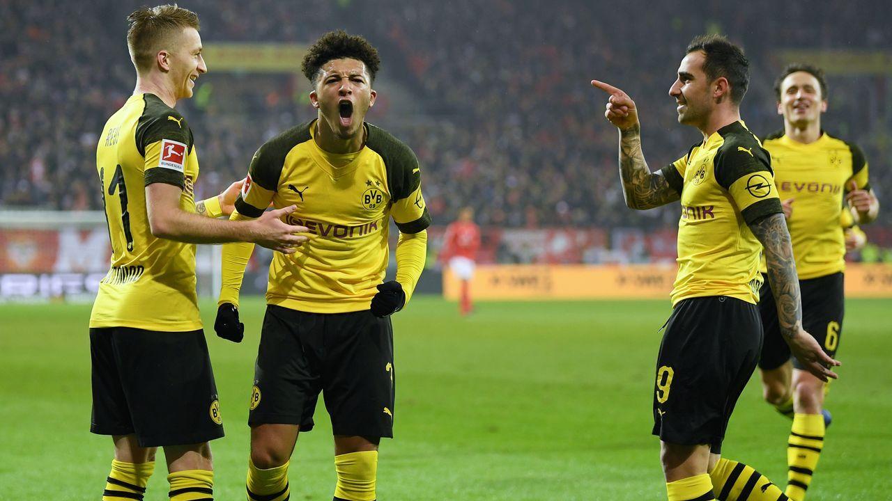 Platz 2 - Borussia Dortmund - Bildquelle: 2018 Getty Images