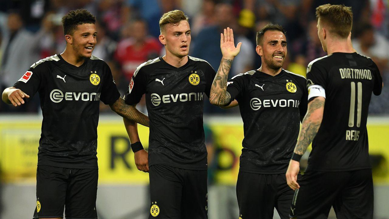 Topf 2: Borussia Dortmund  - Bildquelle: 2019 Getty Images