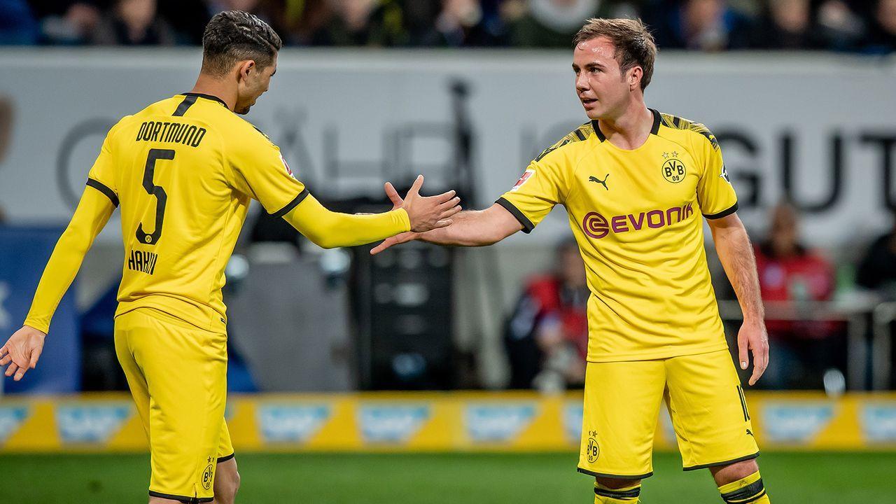 Auslaufende Verträge: Borussia Dortmund - Bildquelle: Imago