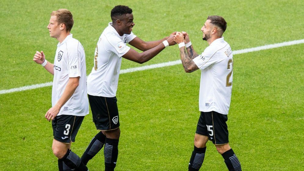 Arminia Bielefeld siegt im Testspiel gegen Espelkamp 5:0 - Bildquelle: FIROFIROSID