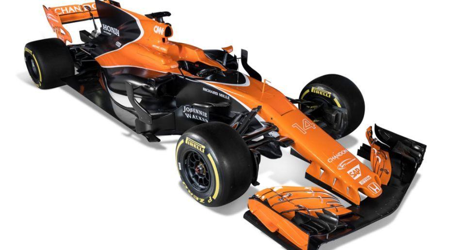 McLaren MCL32 - Bildquelle: McLaren
