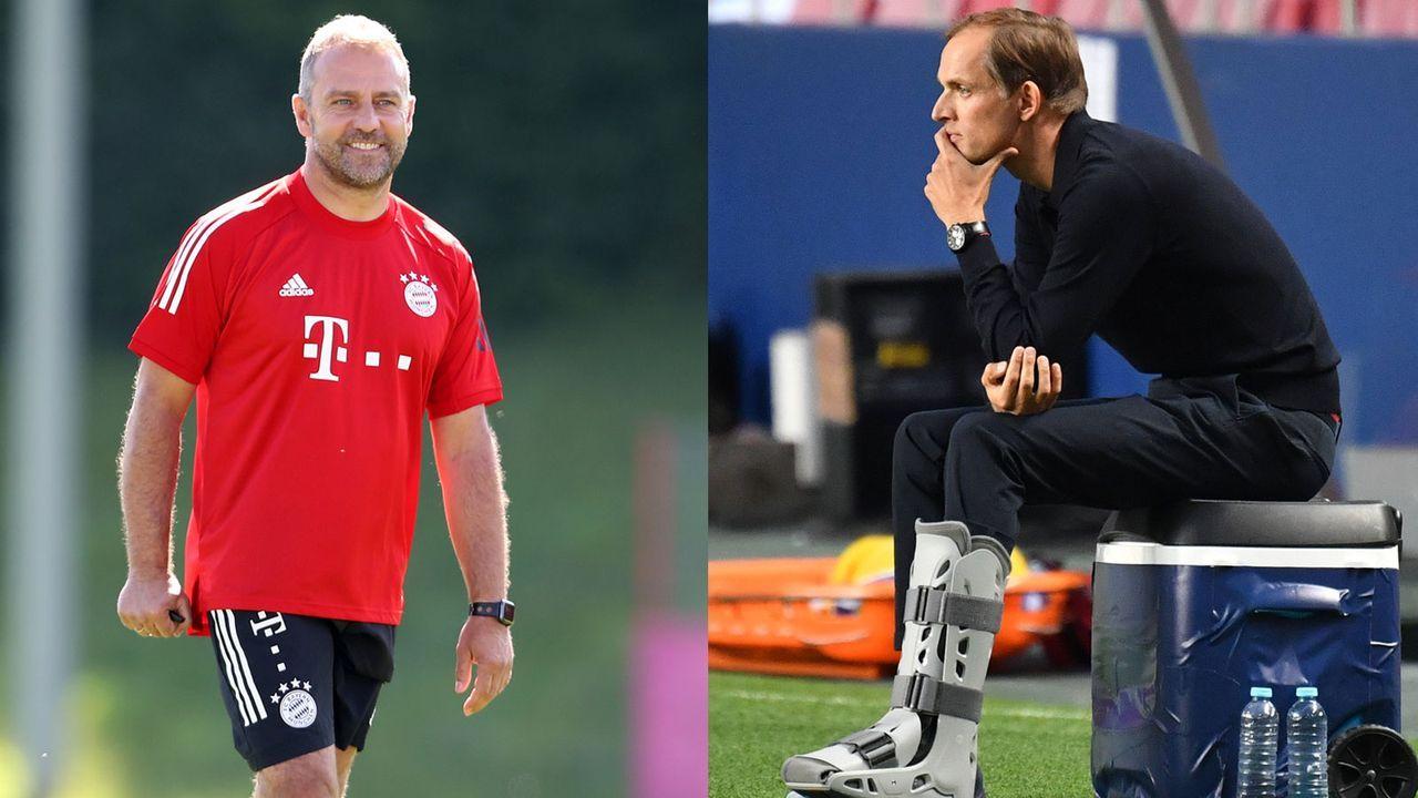 Deutsch-deutsches Trainerduell im Finale der Champions League - Bildquelle: Getty Images/imago