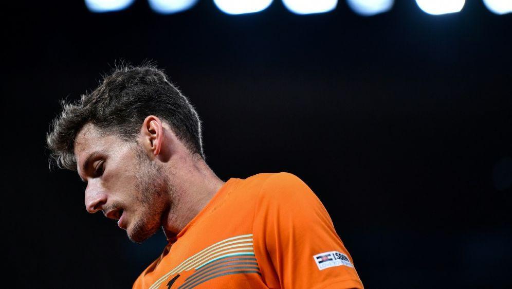Pablo Carreno Busta ätzt gegen Novak Djokovic - Bildquelle: AFPSIDANNE-CHRISTINE POUJOULAT