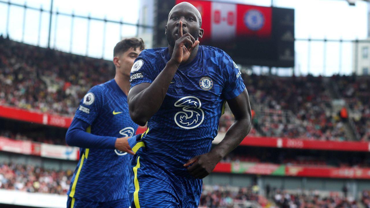 Platz 3: FC Chelsea  - Bildquelle: imago images/Offside Sports Photography