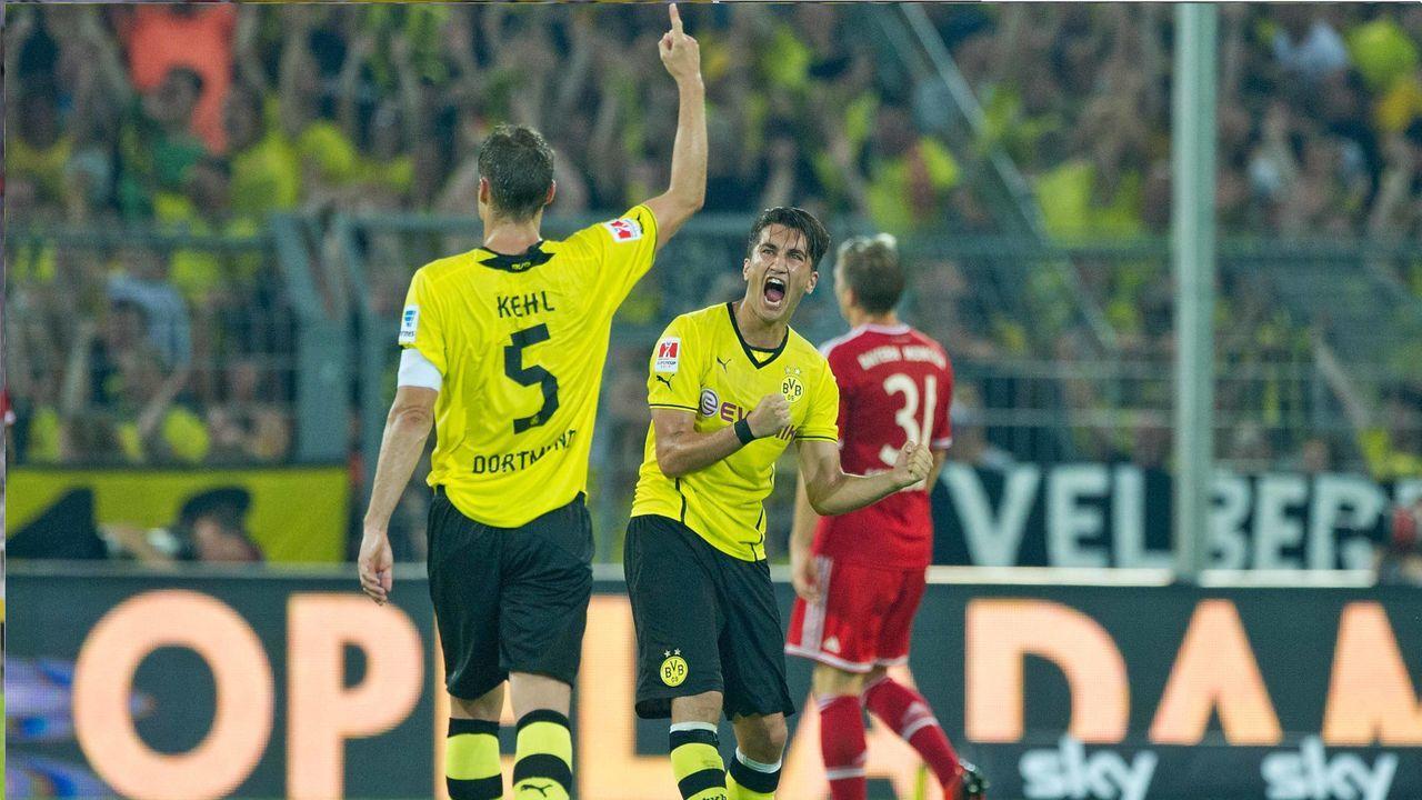 2013: Borussia Dortmund - FC Bayern München 4:2 - Bildquelle: Imago Images