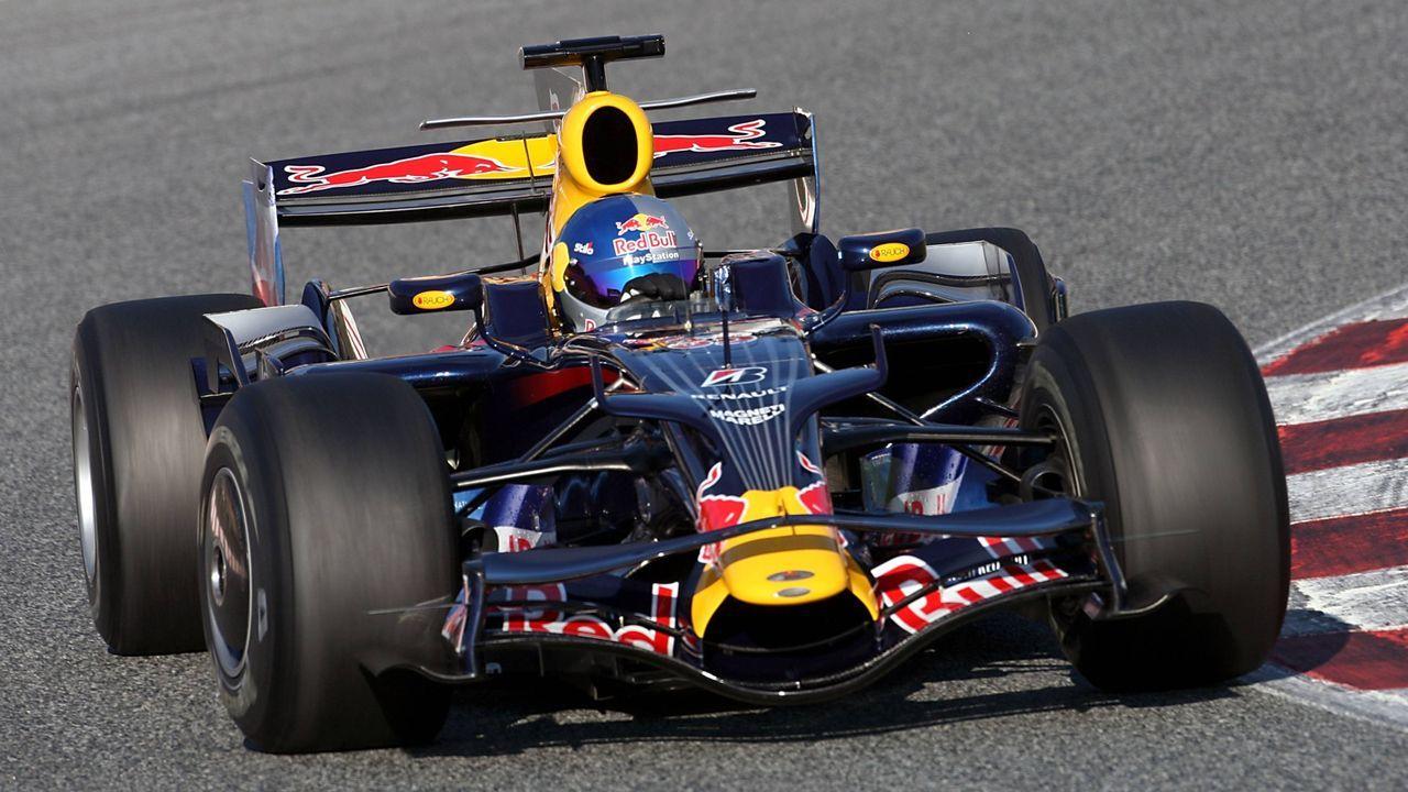 Red Bull RB4 (2008) - Bildquelle: imago sportfotodienst