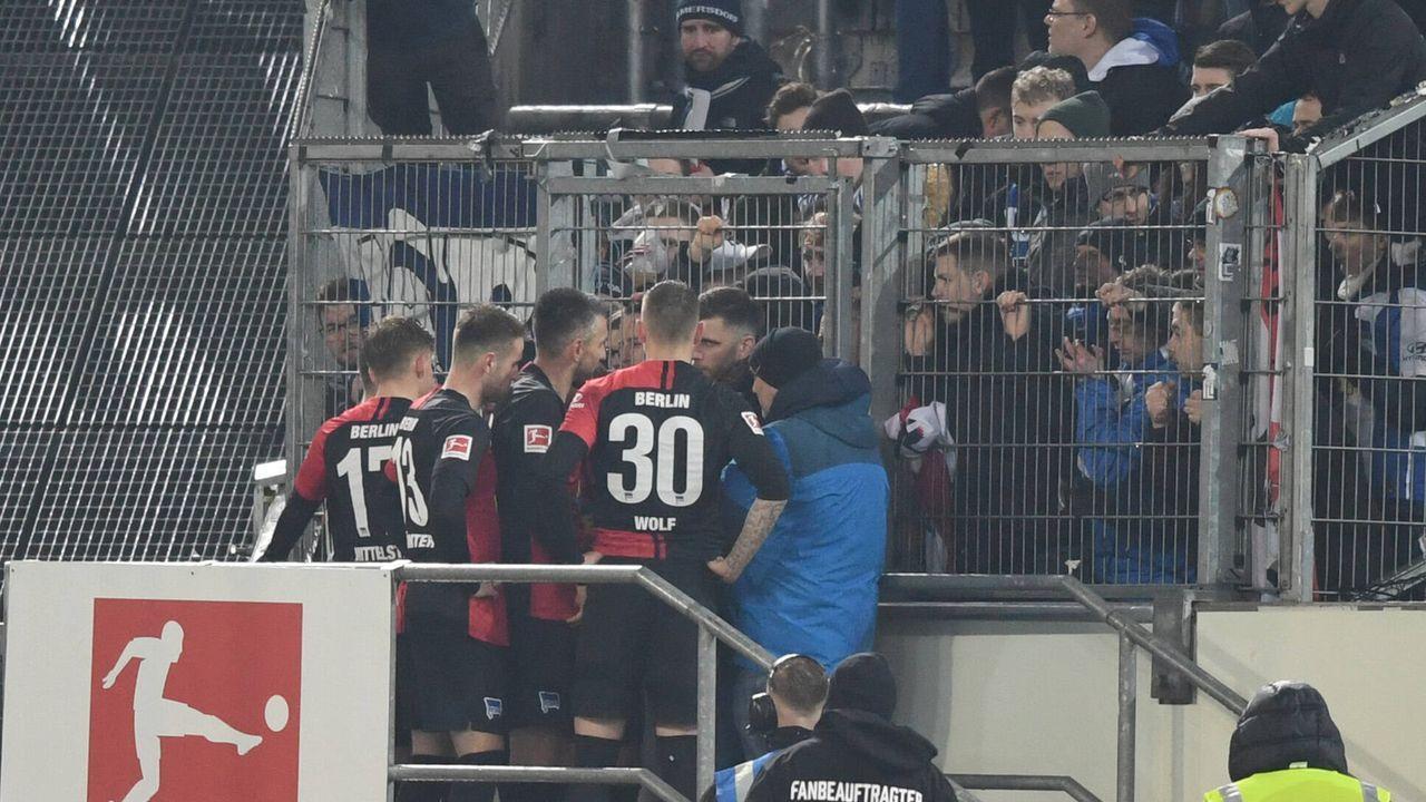 Geheime Einzelkritik: Jürgen Klinsmanns Zeugnis für Hertha BSC bei Fortuna Düsseldorf - Bildquelle: imago