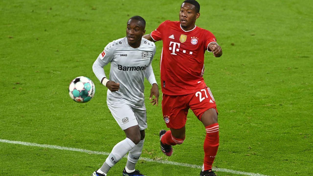 David Alaba (FC Bayern München)  - Bildquelle: 2021 Getty Images