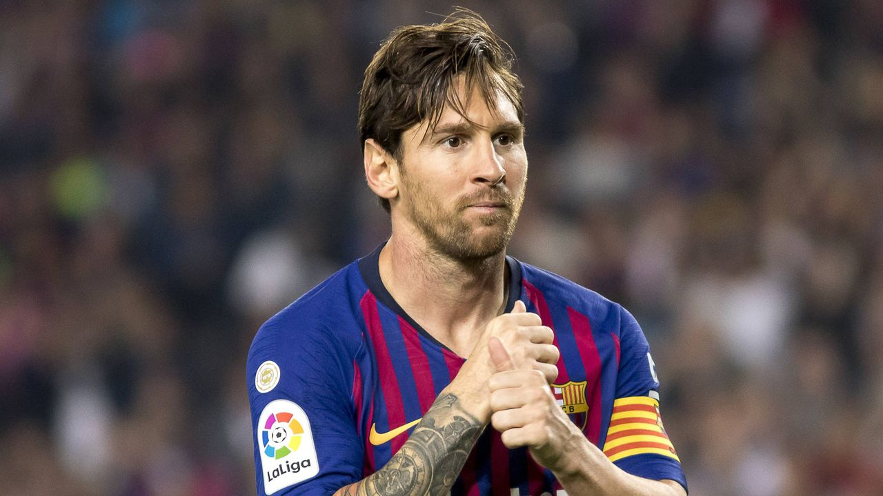 Lionel Messi (FC Barcelona) - Bildquelle: imago/ZUMA Press