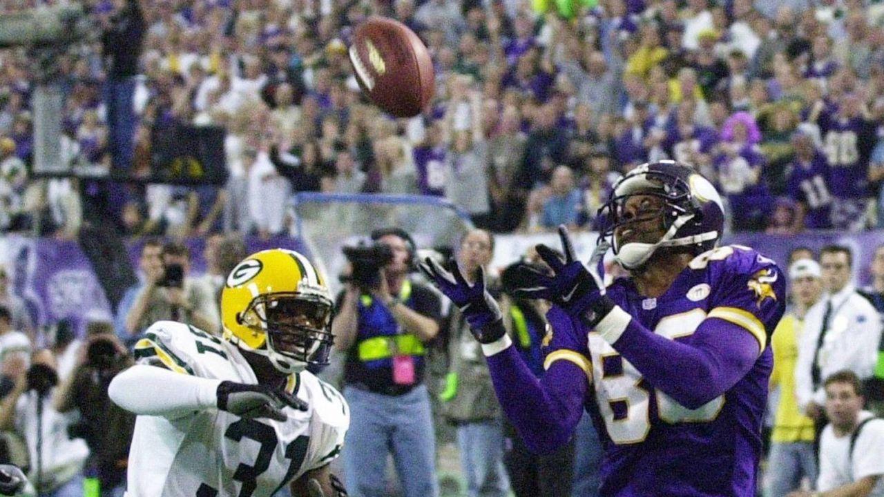 Minnesota Vikings: Cris Carter - Bildquelle: imago