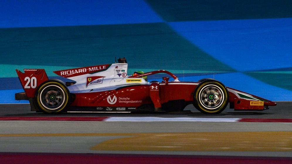 Mick Schumacher zeigte in Bahrain eine starke Aufholjagd. - Bildquelle: Motorsport Images