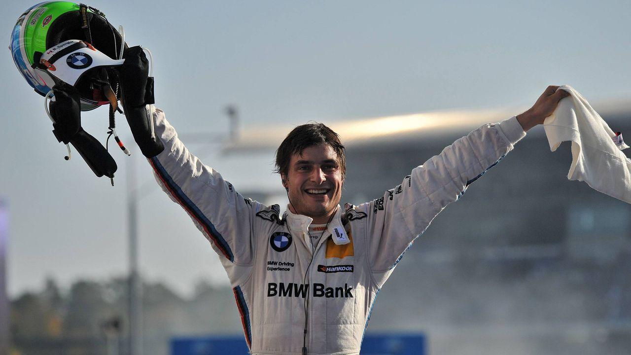 2012: Bruno Spengler - Bildquelle: imago sportfotodienst