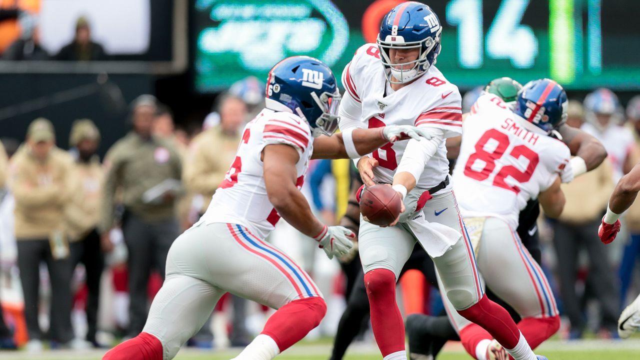 New York Giants – die Ausgangssituation  - Bildquelle: imago images/Icon SMI