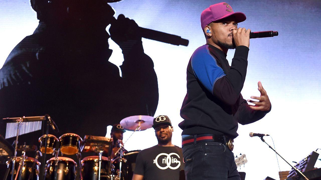 Chance The Rapper – Rapper - Bildquelle: Getty Images