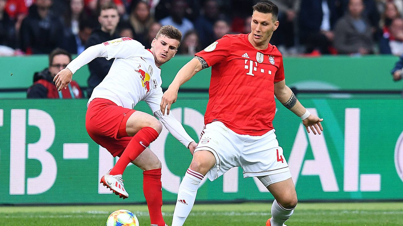 Niklas Süle (FC Bayern München) - Bildquelle: imago