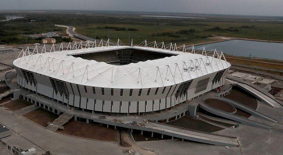 8. Rostow-Arena (Rostow am Don) - Bildquelle: imago/ITAR-TASS