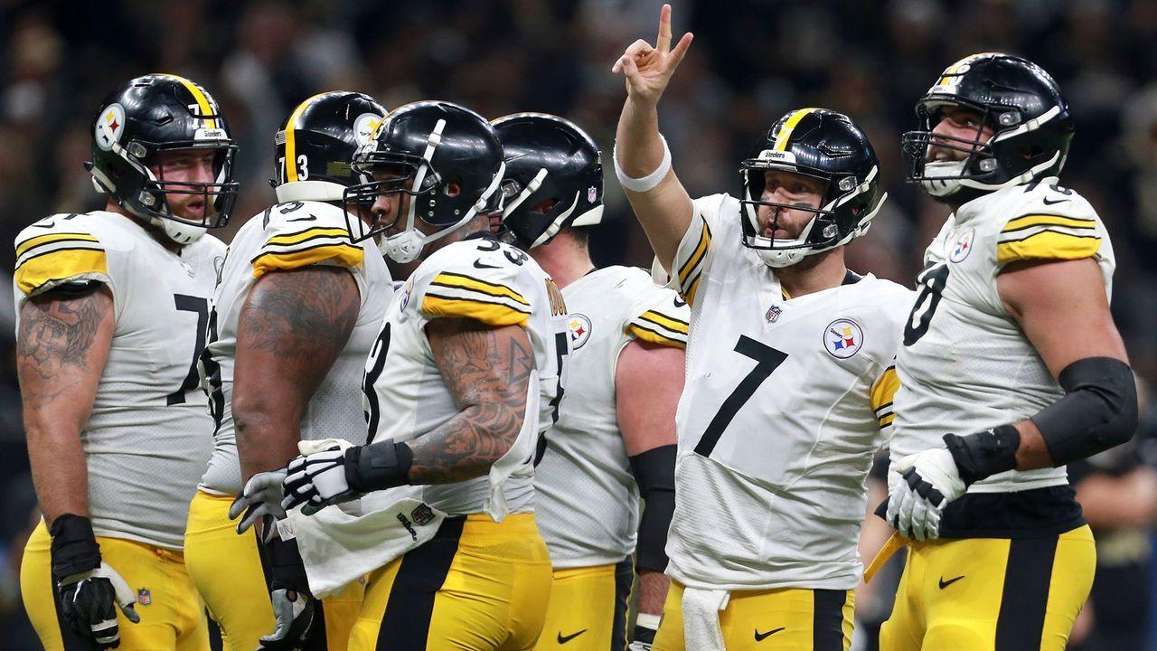 Pittsburgh Steelers - Bildquelle: 2018 Getty Images