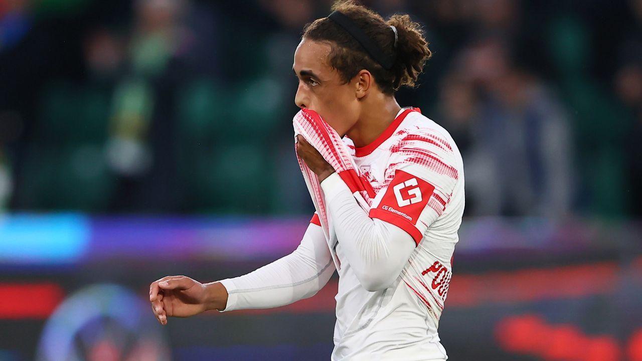 Yussuf Poulsen (RB Leipzig) - Bildquelle: Getty Images