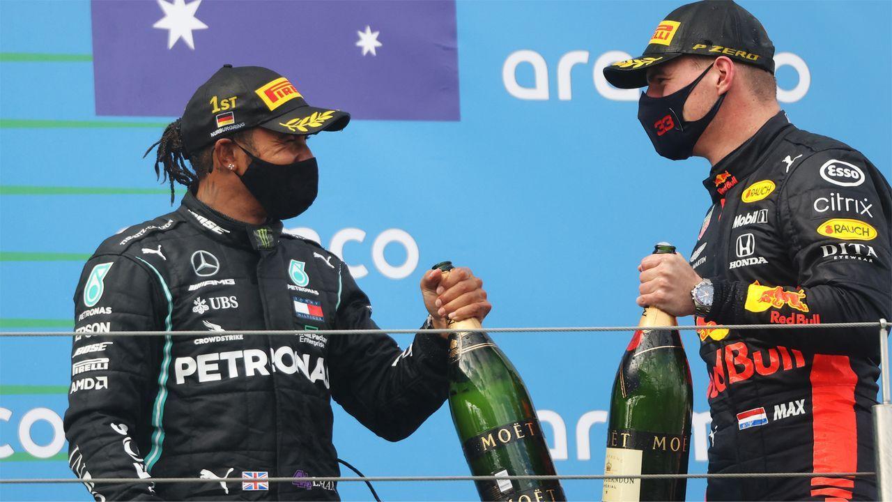 Wer gewinnt? - Bildquelle: Getty Images