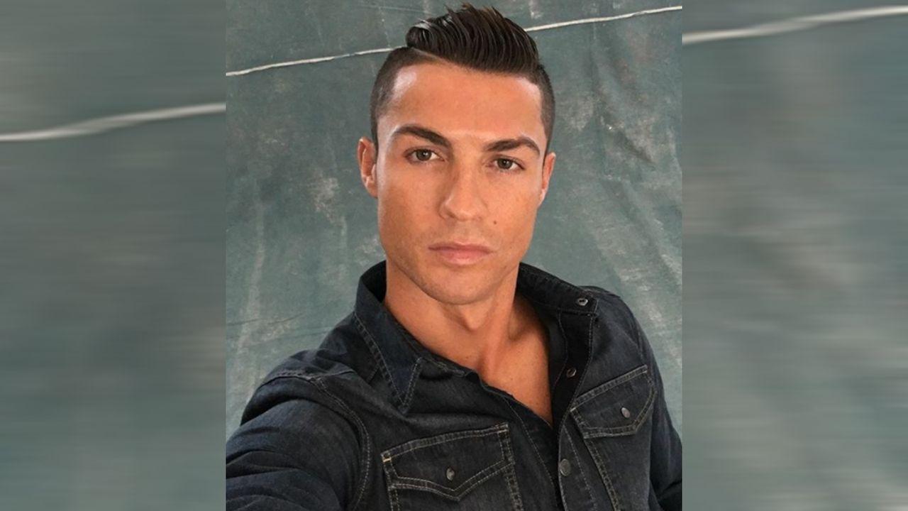 """Cristiano Ronaldo als """"Model"""" 2016 - Bildquelle: cristiano/instagram"""