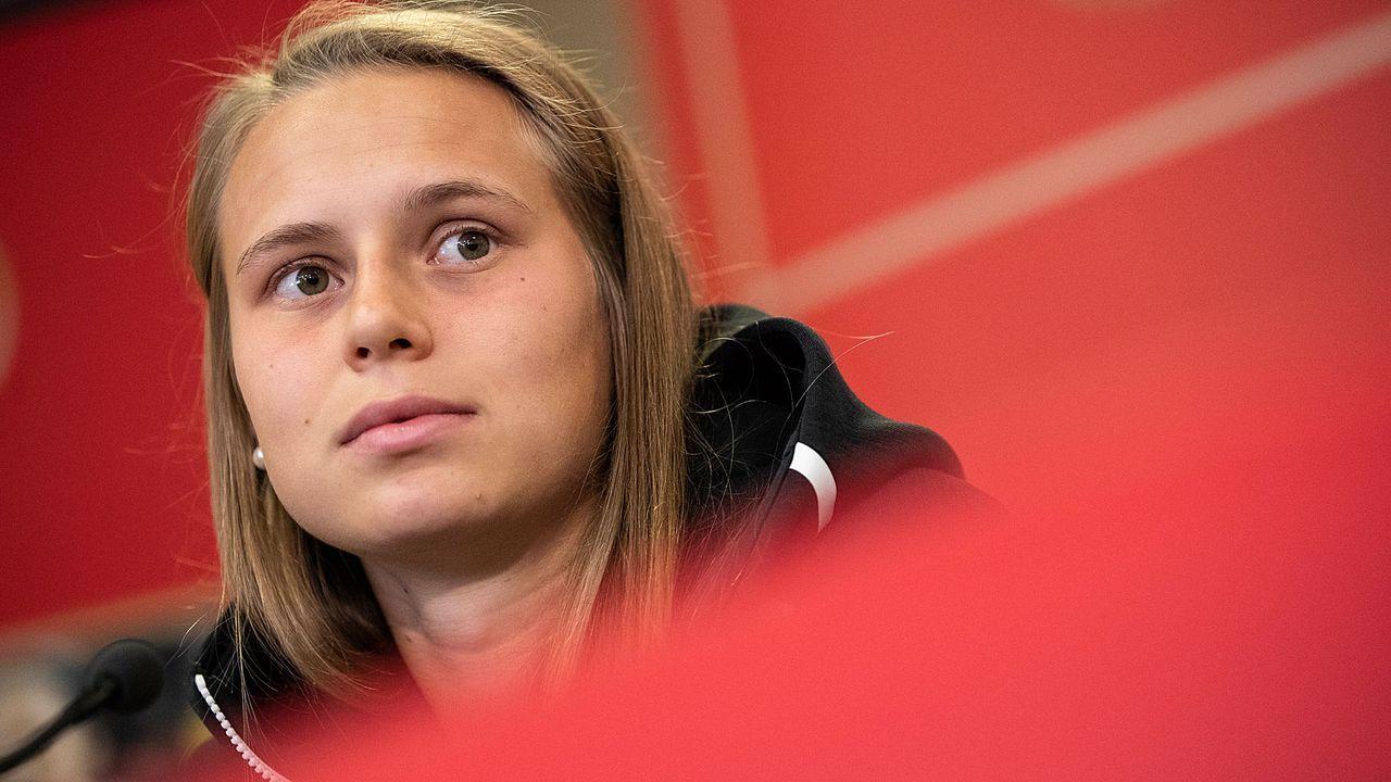 Klara Bühl (Angriff) - Bildquelle: Getty Images