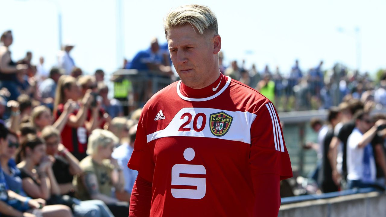 1. FC Lok Stendal (5. Liga) - Bildquelle: imago/foto2press