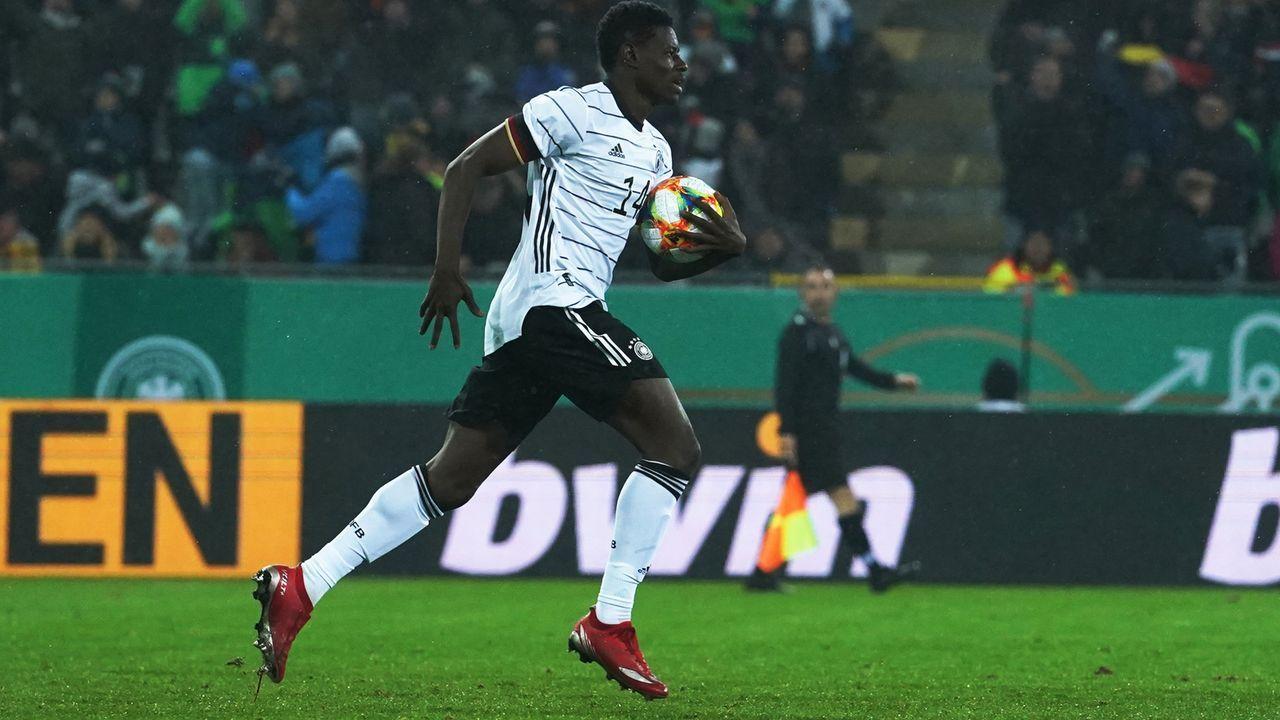 Ragnar Ache (Eintracht Frankfurt) - Bildquelle: 2019 Getty Images