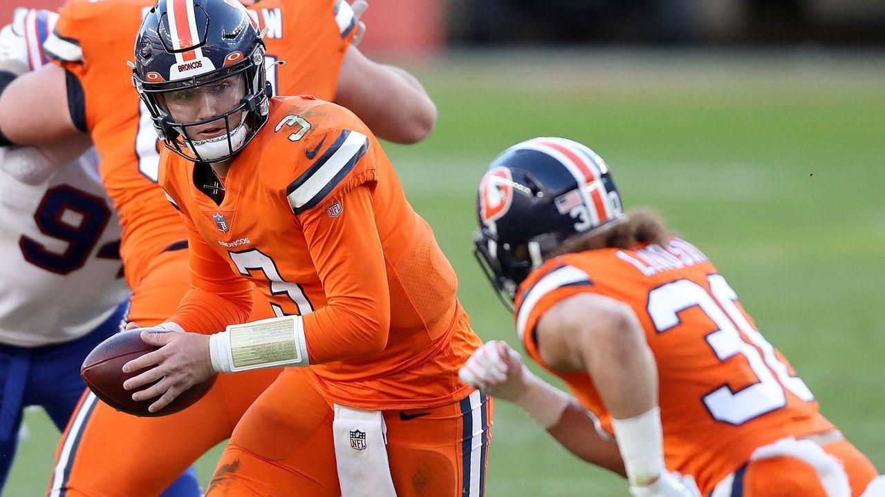 Denver Broncos (5-9 zum Zeitpunkt des Ausscheidens) - Bildquelle: Getty Images