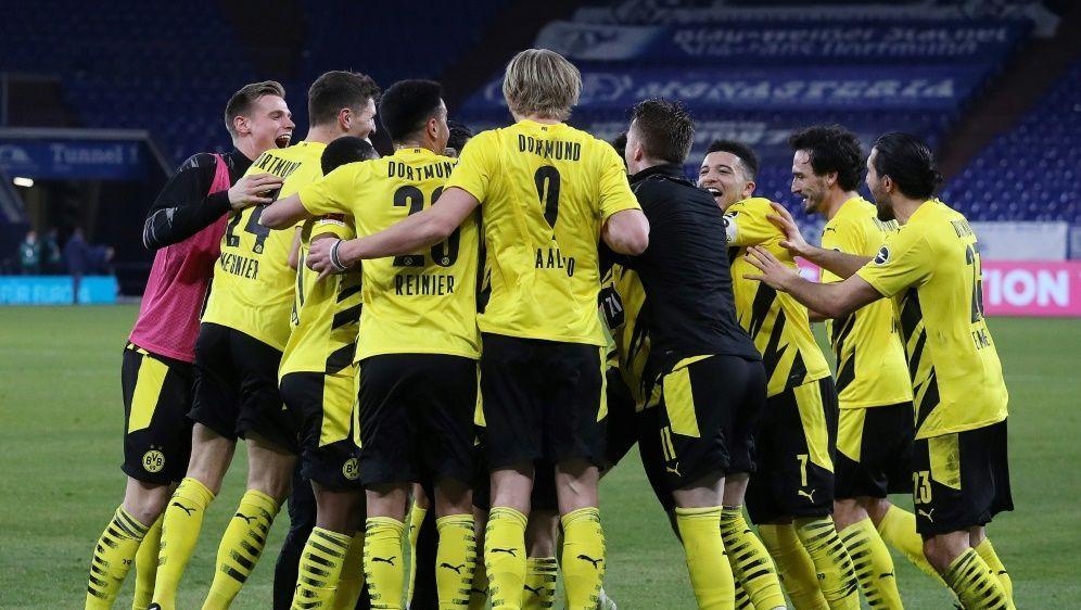 Nach Siegesfeier: Geldstrafe für den BVB - Bildquelle: FIROFIROSID