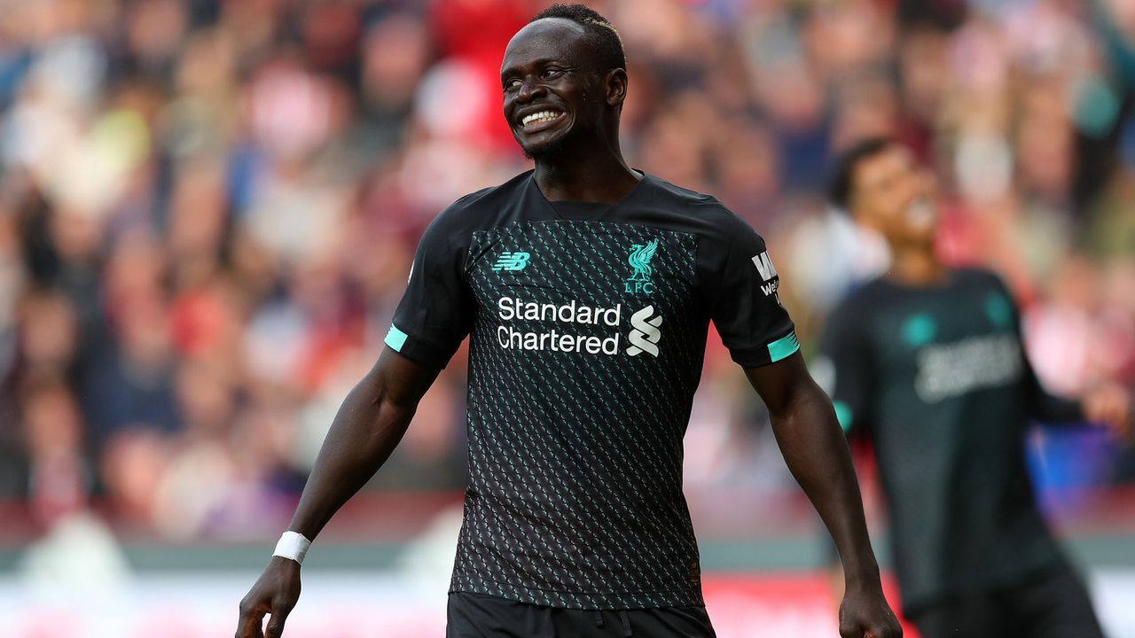 Sadio Mane (FC Liverpool) - Bildquelle: 2019 Getty Images